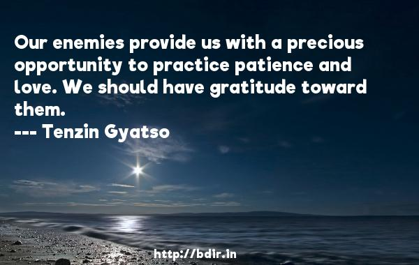 Tenzin Gyatso Compassion And Love Is The Source Of External And